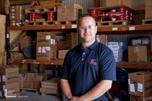 Chris Huey, Branch Manager | nrusi.com