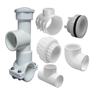 2″ PVC Pipe Fittings