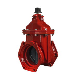 4″-12″ Series 3500 Resilient Wedge Gate Valves